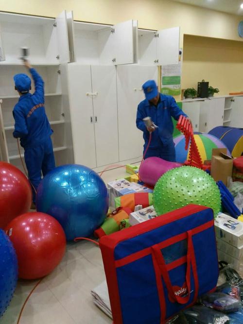运动宝贝幼儿园治理